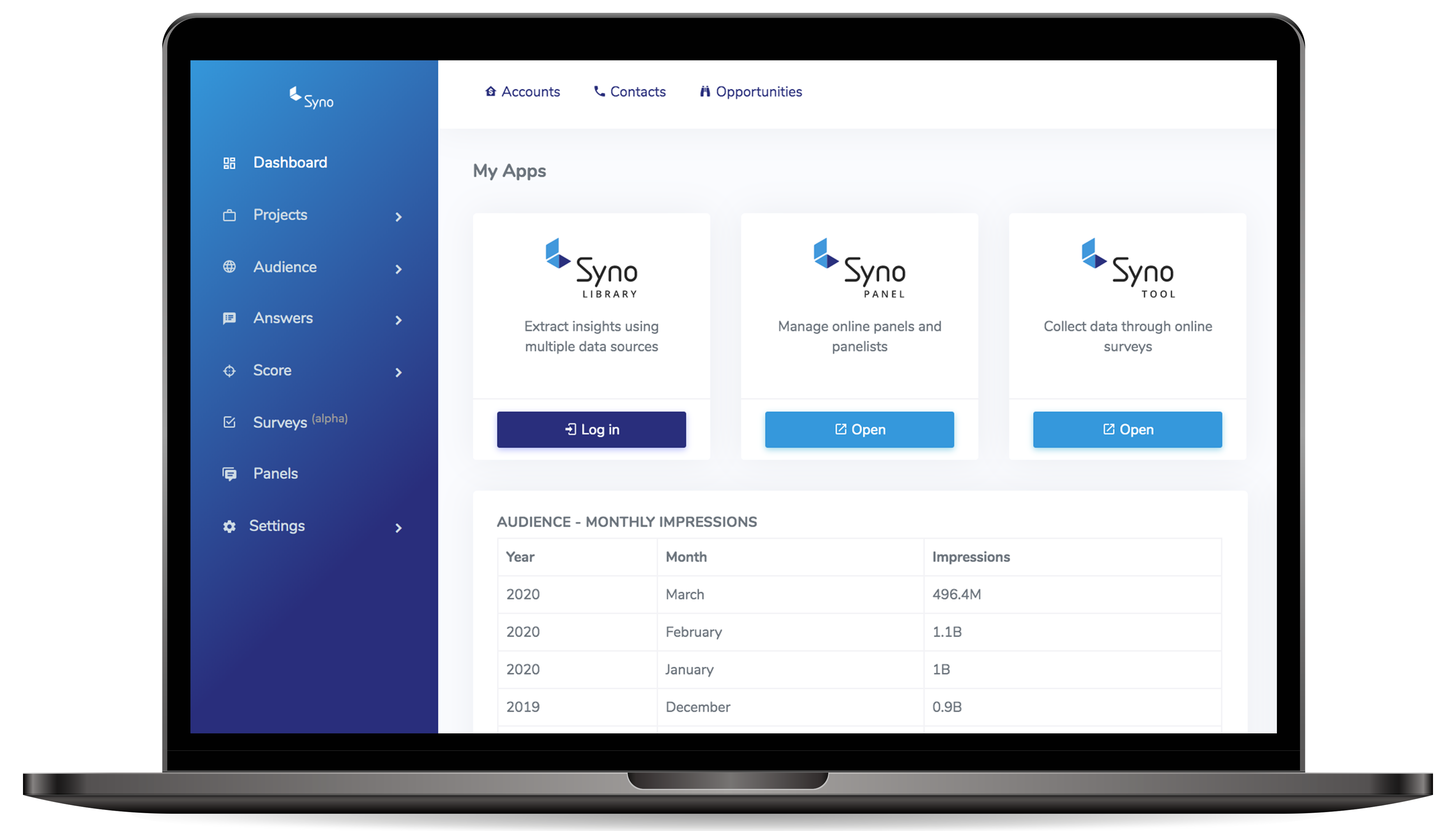 syno-manager